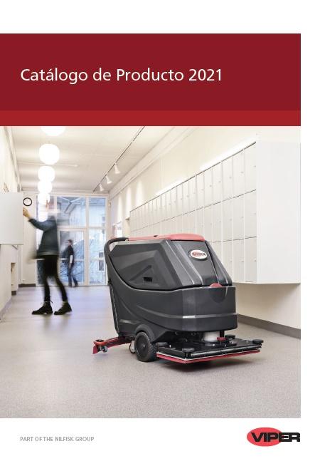 VIPER katalogoaren portada ikusten da, hemendik katalogo hau jaitsiko duzu /  Se ve la portada del catálogo de VIPER, desde aquí descargas este catálogo