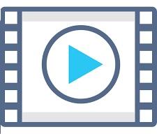 Bideoaren logoa - Logo de Video