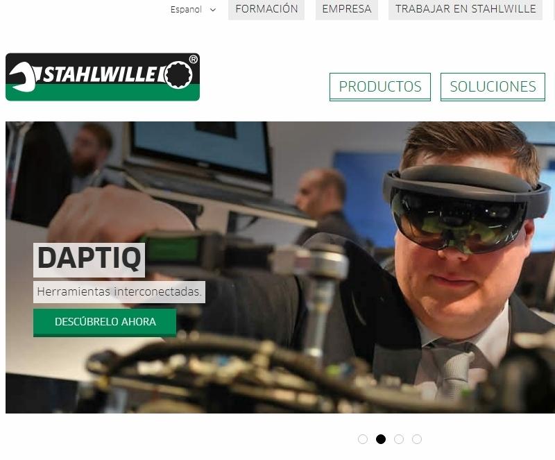 Stahlwilleren web - web de Stahlwille